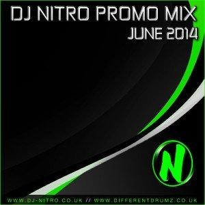 DJ Nitro Promo Mix June 2014