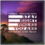 Ingrid Michaelson - Stay Right Where You Are (Mr Nitro DnB Remix) | Free Download