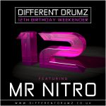 Mr Nitro Different Drumz 12th Birthday Mix