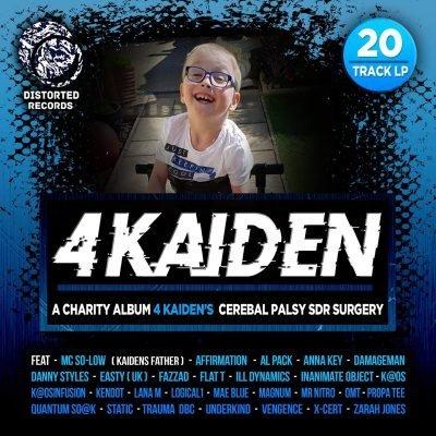 4Kaiden Charity Album Release