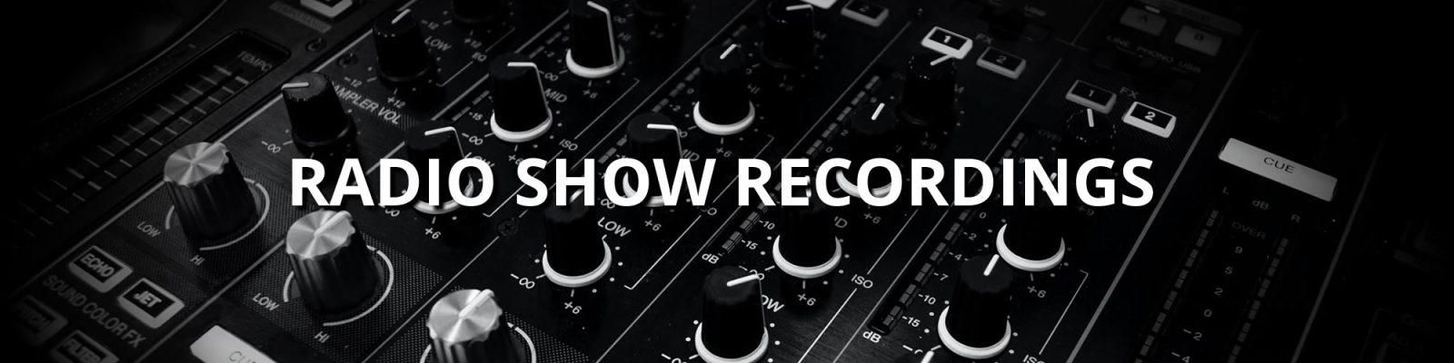 DnB Radio Recordings by Mr Nitro