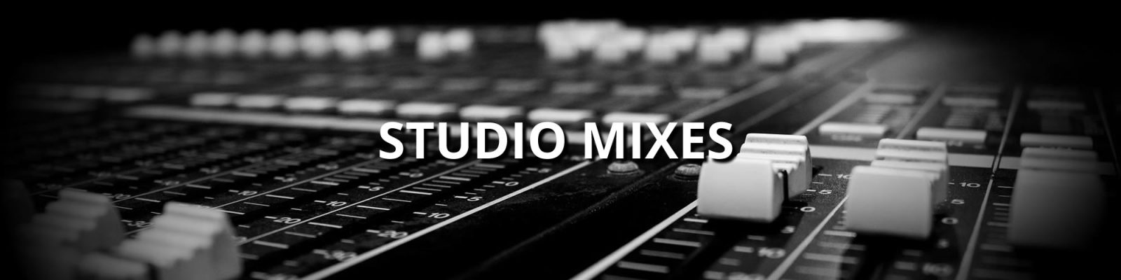 Studio Mixes by Mr Nitro