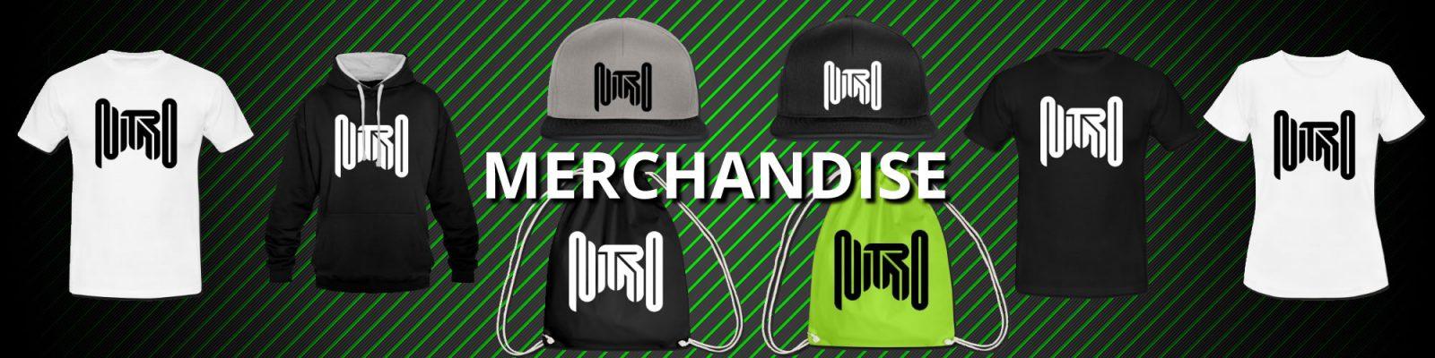 Mr Nitro Merchandise