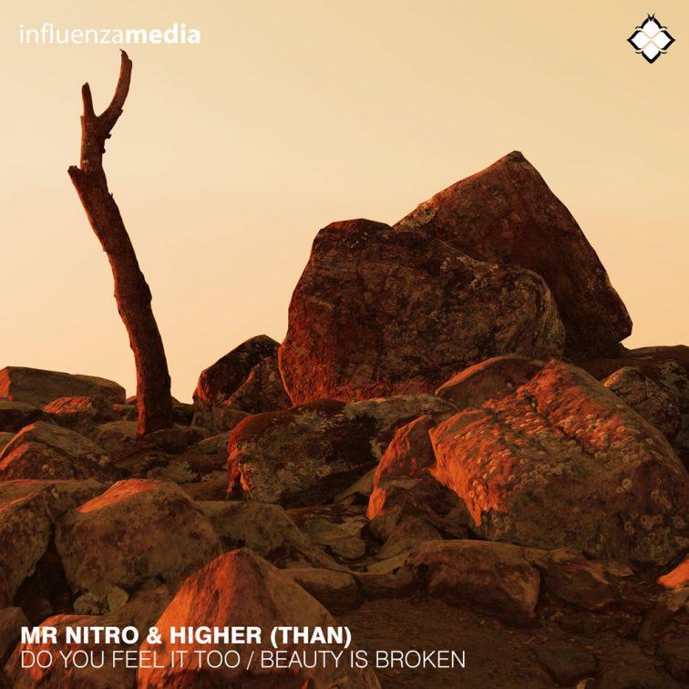 Mr Nitro & Higher (Than) - Do You Feel It Too + Beauty Is Broken | Influenza Media